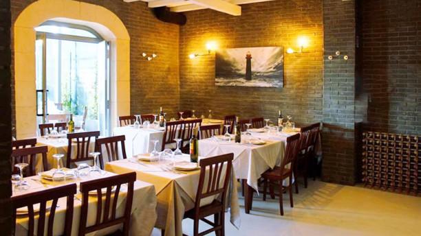 Sotto sale il mare in tavola in la massimina casal lumbroso restaurant reviews menu and - Il mare in tavola ...