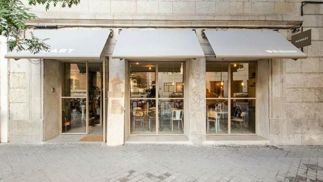 Entrada - Massart Pizza - Moncloa, Madrid