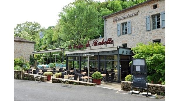 St Antonin Noble Val Restaurant