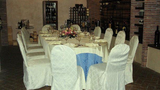 La Taverna Della Certosa sala per ricevimenti