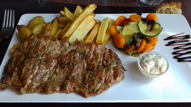 Le Refuge Gourmand Plat