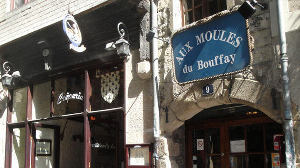 Moules du Bouffay