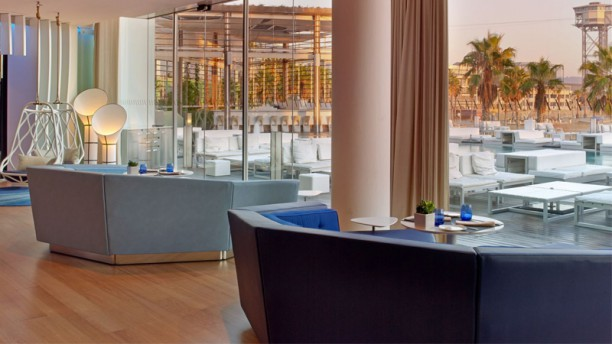 Wave Hotel W Barcelona In Barcelona Restaurant Reviews Menu And