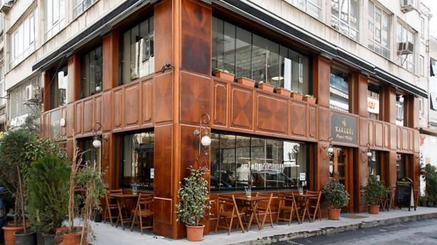 Karaköy Osmanlı Mutfağı Entrance