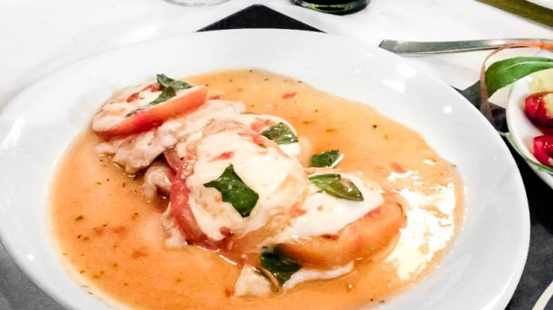 Ristorante D Amore specialita' dello chef