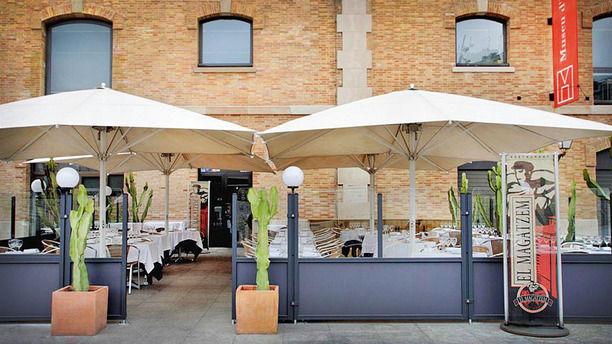 restaurante el magatzem en barcelona barceloneta men