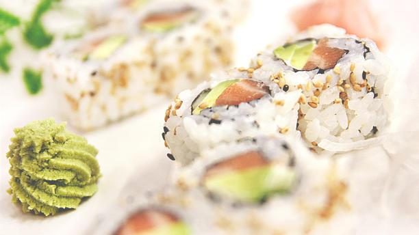 Mr. Wei sushi