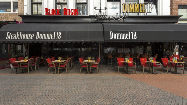 Steakhouse Dommel 18 Terras