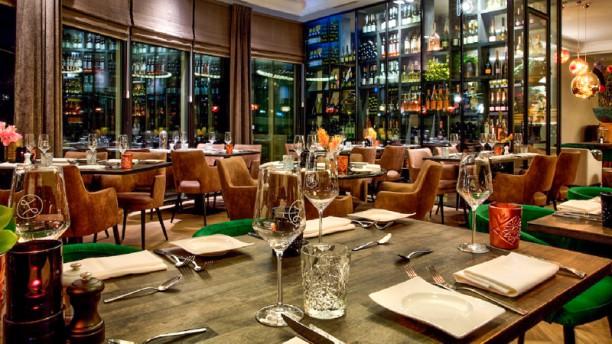 Restaurant The George (Hotel de Leijhof Oisterwijk) Restaurant