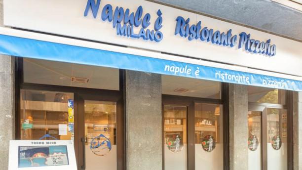 Napule è Milano Entrata