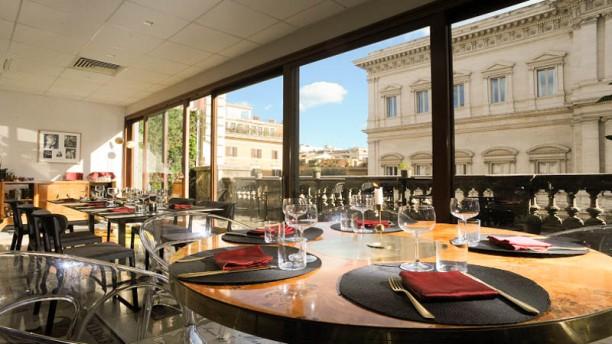 Restaurante Cucina Eliseo En Roma Men Opiniones