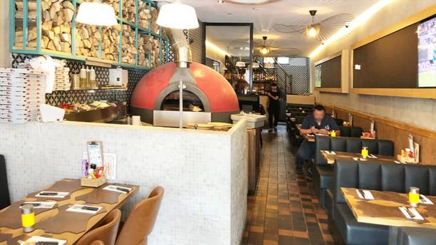 Los Toros Het restaurant