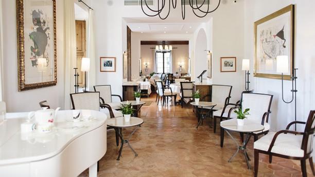 Café Miró Vista sala