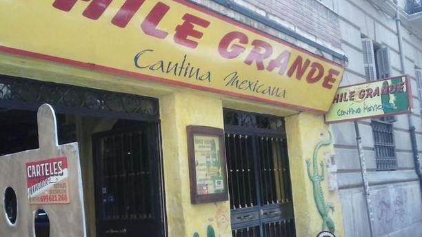 Cantina Mexicana Chile Grande cantina mexicana