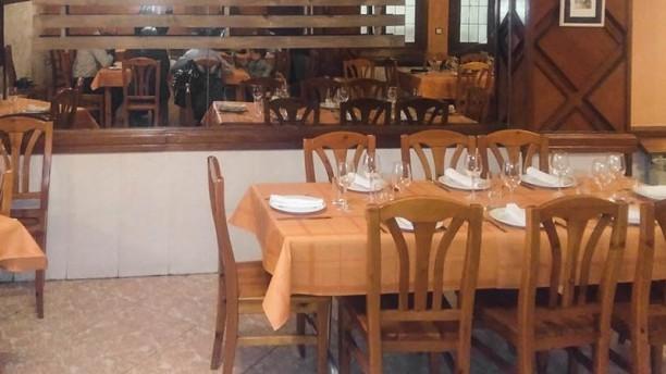El Rincón de la Plaza - Casa Pedro Vista de la sala