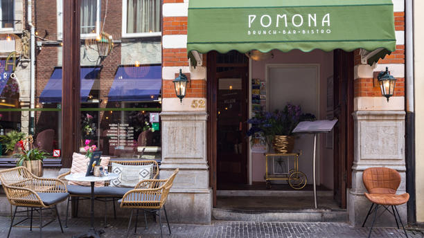 Bistro Pomona Restaurant