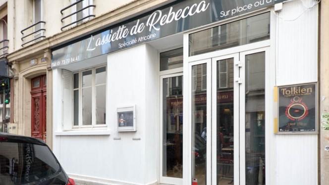 L'Assiette de Rebecca - Restaurant - Paris