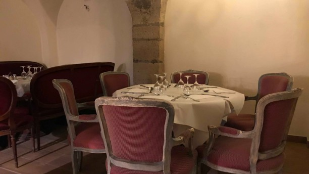 La Table des Gourmets Salle