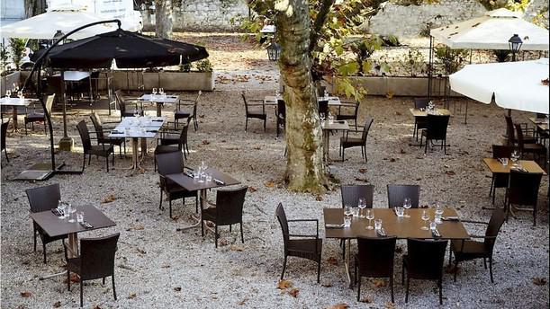 Auberge Communale de Carouge - Vicolo 39 terrasse