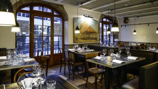 Restaurant auberge communale de carouge vicolo 39 for Restaurant ville lasalle