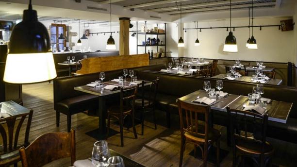 Restaurant Rue De Carouge
