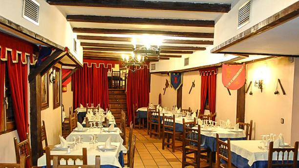 Medieval Segontia Comedor Doña Blanca