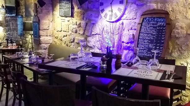 Auberge St-Antoine Salle du restaurant