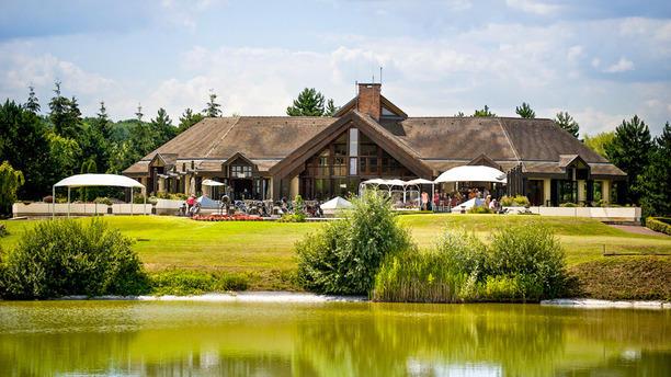 Restaurant des Lacs Golf Hotel***de Mont Griffon Vue extérieure