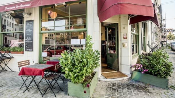 Brasserie du Gourmet Vue extérieur