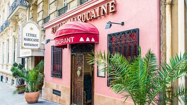 L'Etoile Marocaine Devanture