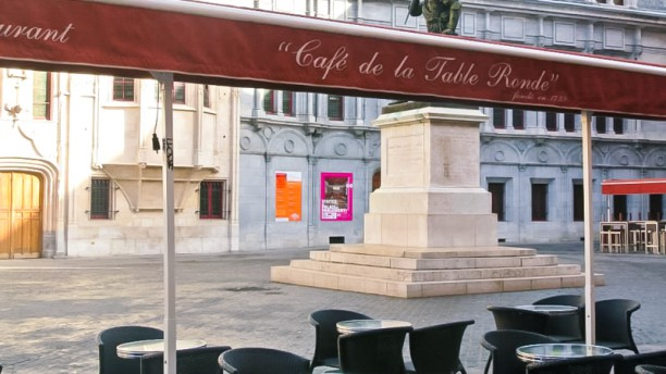 Caf De La Table Ronde In Grenoble Restaurant Reviews Menu And Prices Thefork