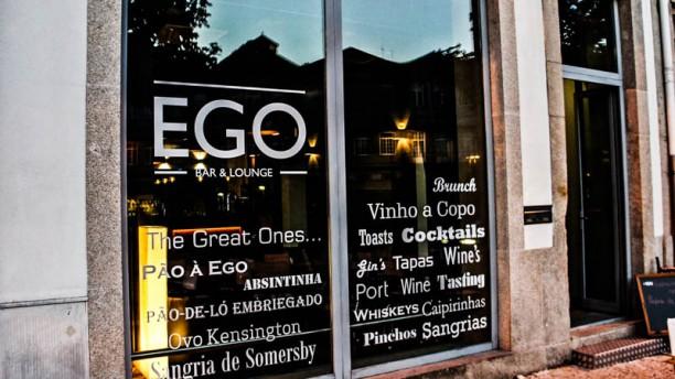 Ego Lounge Entrada