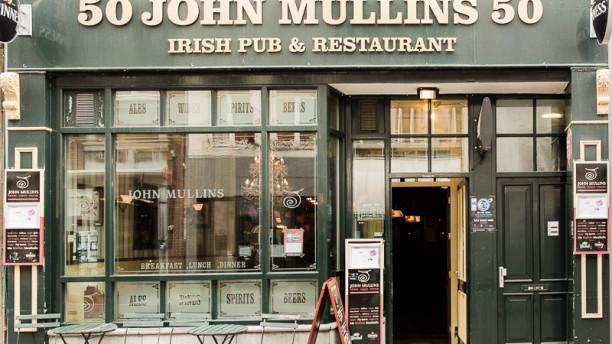 John Mullins Irish Pub & Restaurant Restaurant