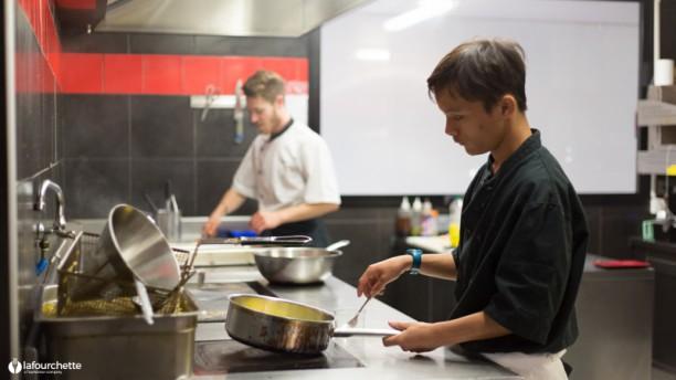 Restaurant l 39 atelier 65 toulouse 31300 menu avis for Atelier cuisine toulouse