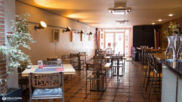 L'Atelier 65 Salle du restaurant