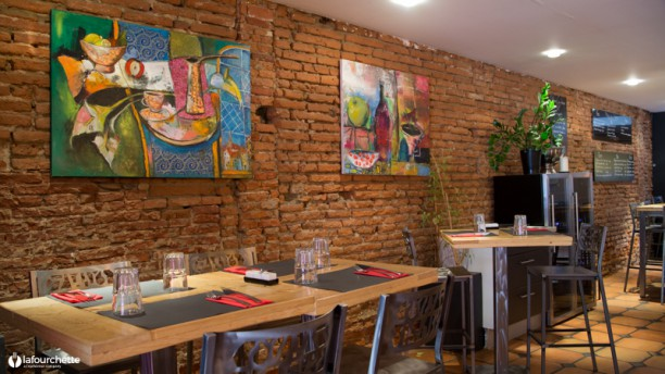 restaurant l 39 atelier 65 toulouse 31300 menu avis prix et r servation. Black Bedroom Furniture Sets. Home Design Ideas