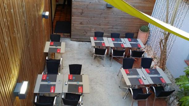 L'Atelier 65 Terrasse