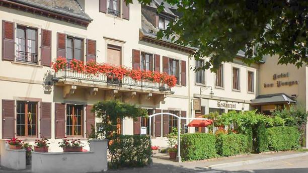 Restaurant des Vosges Entrée