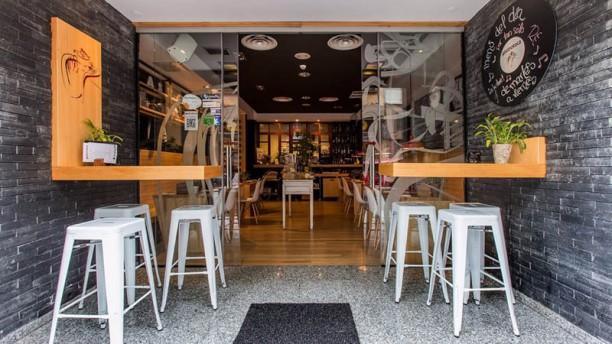 Gastroteca - Hesperia A Coruña Entrada