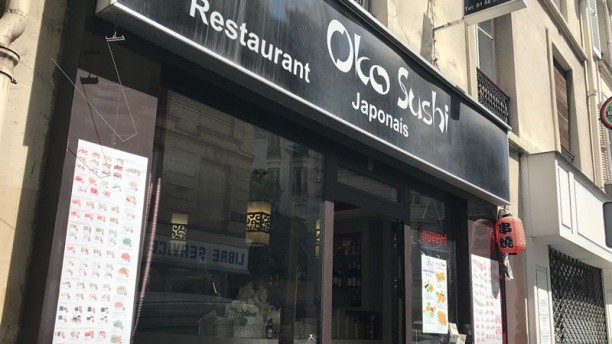 Oko Sushi Entrée