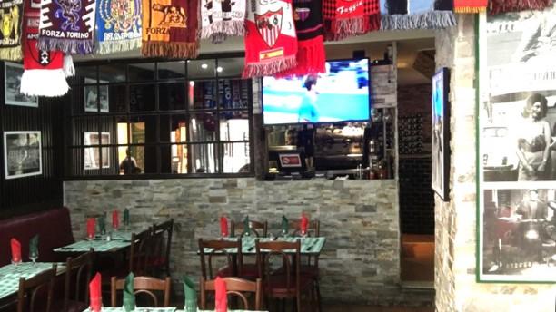 f12b04fe497 La Dolce Vita in Paris - Restaurant Reviews