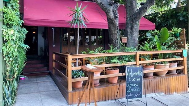 Antonietta Cucina - Jardins Entrada