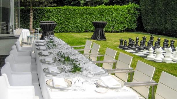 Het Verschil Table dressée