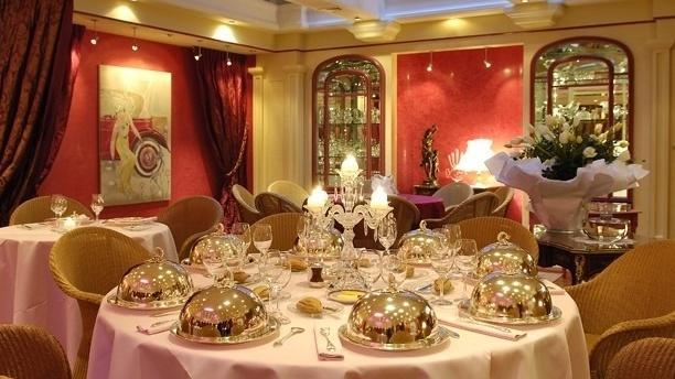 Pierre Orsi Salle du restaurant