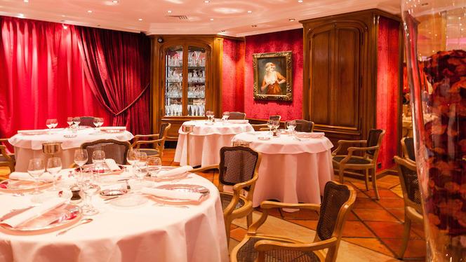 Pierre Orsi - Restaurant - Lyon