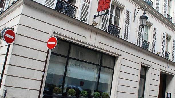 Pinxo Tuileries Bienvenue au restaurant Pinxo