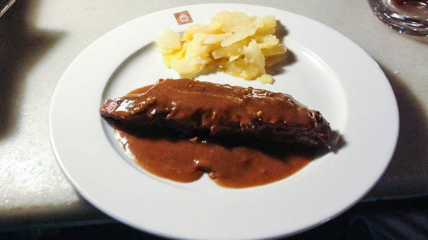 Fonda del Arcediano de Medina Sugerencia del chef