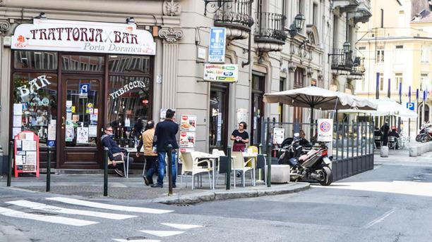 Trattoria Bar Porta Doranea esterno