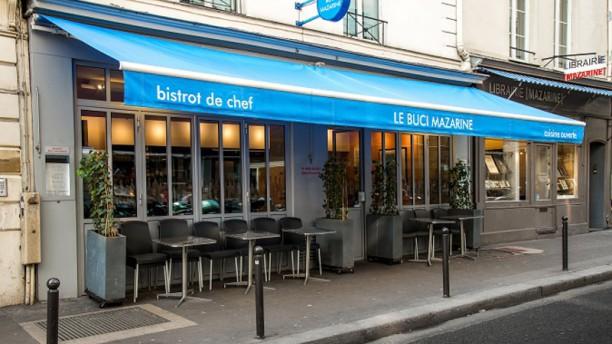 Le Bistrot Buci Mazarine - Alain Dutournier Devanture