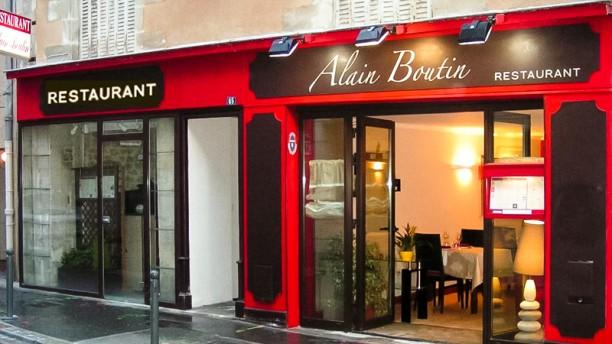 Alain Boutin Devanture
